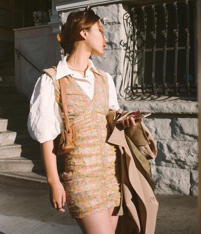 váy hai dây - Ảnh 3.