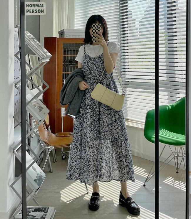 váy hai dây - Ảnh 6.
