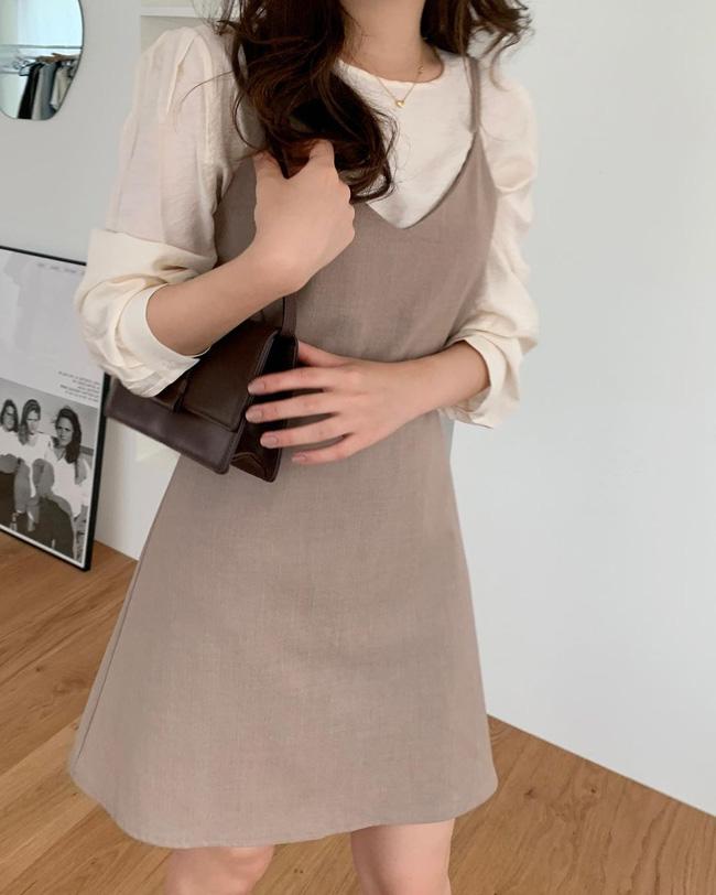 váy hai dây - Ảnh 9.