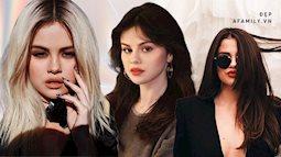 Học Selena Gomez để tóc tỉa layer: Thời thượng và hack tuổi vi diệu