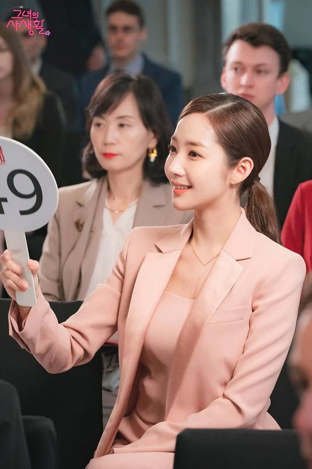 Mặc blazer như nữ chính phim Hàn: - Ảnh 10.