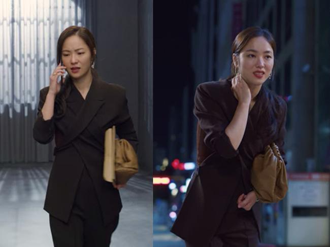 Mặc blazer như nữ chính phim Hàn: - Ảnh 13.