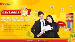 Chương trình tín dụng 100% online, tiếp sức nguồn vốn ưu đãi cho nhà cung cấp siêu thị