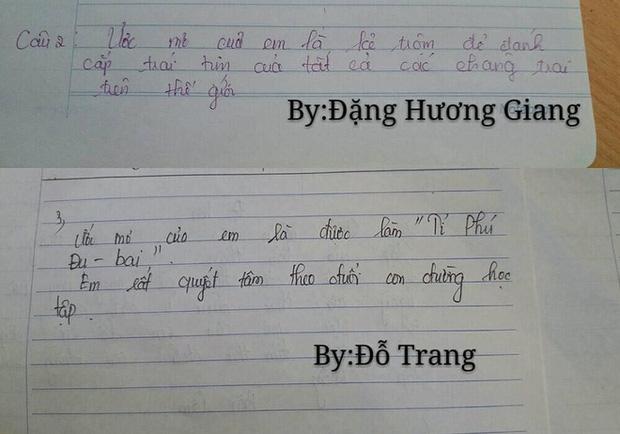 Tập làm văn bằng cách viết thư cho bà, học sinh tiểu học hỏi hai câu mà xem xong ngã ngửa - Ảnh 2.