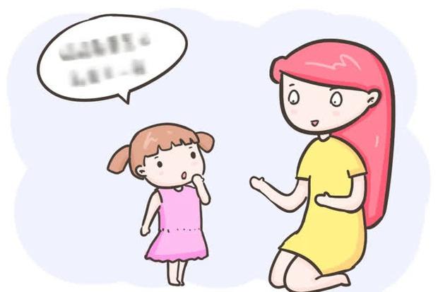 Con gái đi tắm hỏi mẹ: Tại sao cơ thể của con với mẹ khác nhau?, bà mẹ trả lời một câu mà được khen khéo quá - Ảnh 1.