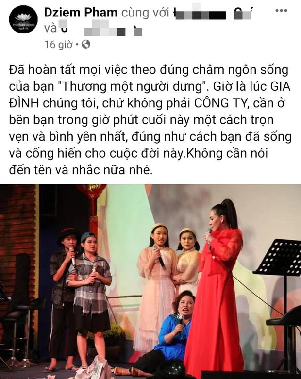 Quản lý kịp sang Mỹ tiễn biệt cố ca sĩ Phi Nhung, chết lặng trong nước mắt tiễn đưa người tri kỷ lâu năm - Ảnh 5.