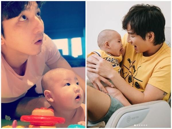 Nam diễn viên Đài Loan tiết lộ con trai bị bệnh về da, ga giường thường xuyên dính máu. Căn bệnh này đáng sợ như thế nào đối với trẻ nhỏ? - Ảnh 2.