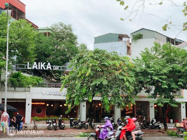 Các khu phố cà phê ở Hà Nội tưng bừng mở lại, ngồi chill ngày mưa xin chấm 10 điểm lãng mạn! - Ảnh 3.