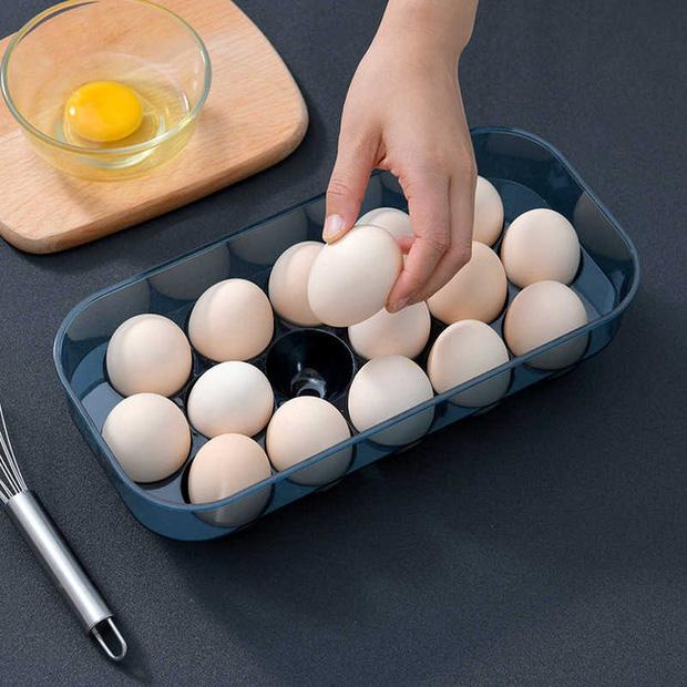 Chuyên gia chỉ ra lỗ hổng khi bảo quản trứng theo cách này khiến ai cũng ngớ người, hóa ra bao lâu nay mình vẫn làm sai - Ảnh 4.