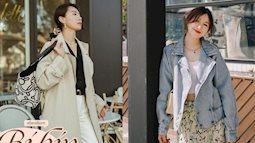 4 kiểu áo khoác hack tuổi lợi hại nhất, nàng công sở cứ mặc là được khen trẻ trung sành điệu