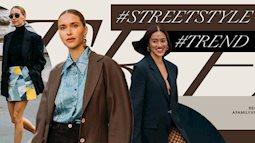 Street style Paris: Gái Pháp đón đông 2021 với loạt xu hướng quen