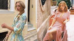 5 kiểu váy mùa thu tuyệt xinh của gái Pháp: Sắm ngay để mặc đẹp đến tận sang năm