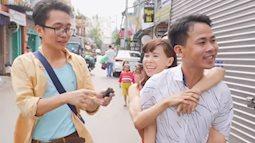 """Chồng đẹp trai phải lòng vợ bại liệt, vì 2 lý do mà hứa """"anh cõng em đi khắp Sài Gòn"""""""