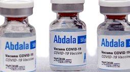 Bộ Y tế: Vaccine phòng COVID-19 Abdala tiêm 3 liều cho người từ 19 - 65 tuổi